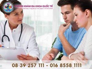 Địa chỉ điều trị viêm đường tiết niệu hiệu quả tại tphcm