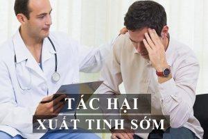 Những tác hại của xuất tinh sớm ở nam giới gây ra