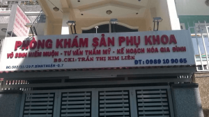 Phòng khám phụ khoa ngoài giờ BS. Trần Thị Kim Liên