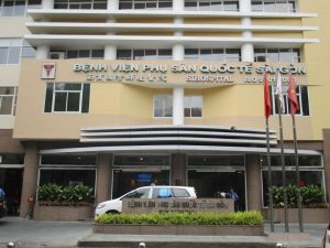 Bệnh viện phụ sản quốc tế sàn gòn