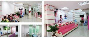 Trung tâm chăm sóc sức khỏe sinh sản