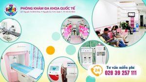 Phương pháp vá màng trinh tại đa khoa quốc tế HCM