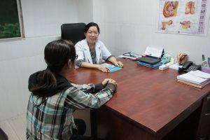 Bác sĩ Nguyễn Thị Huỳnh Mai - Bs của người bệnh