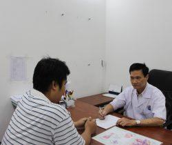Giới thiệu bác sĩ nam học – Ngoại tiết niệu Hà Văn Hương